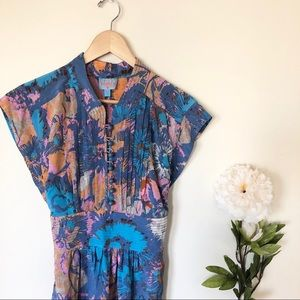 Plenty by Tracy Reese | 100% Silk Floral Dress
